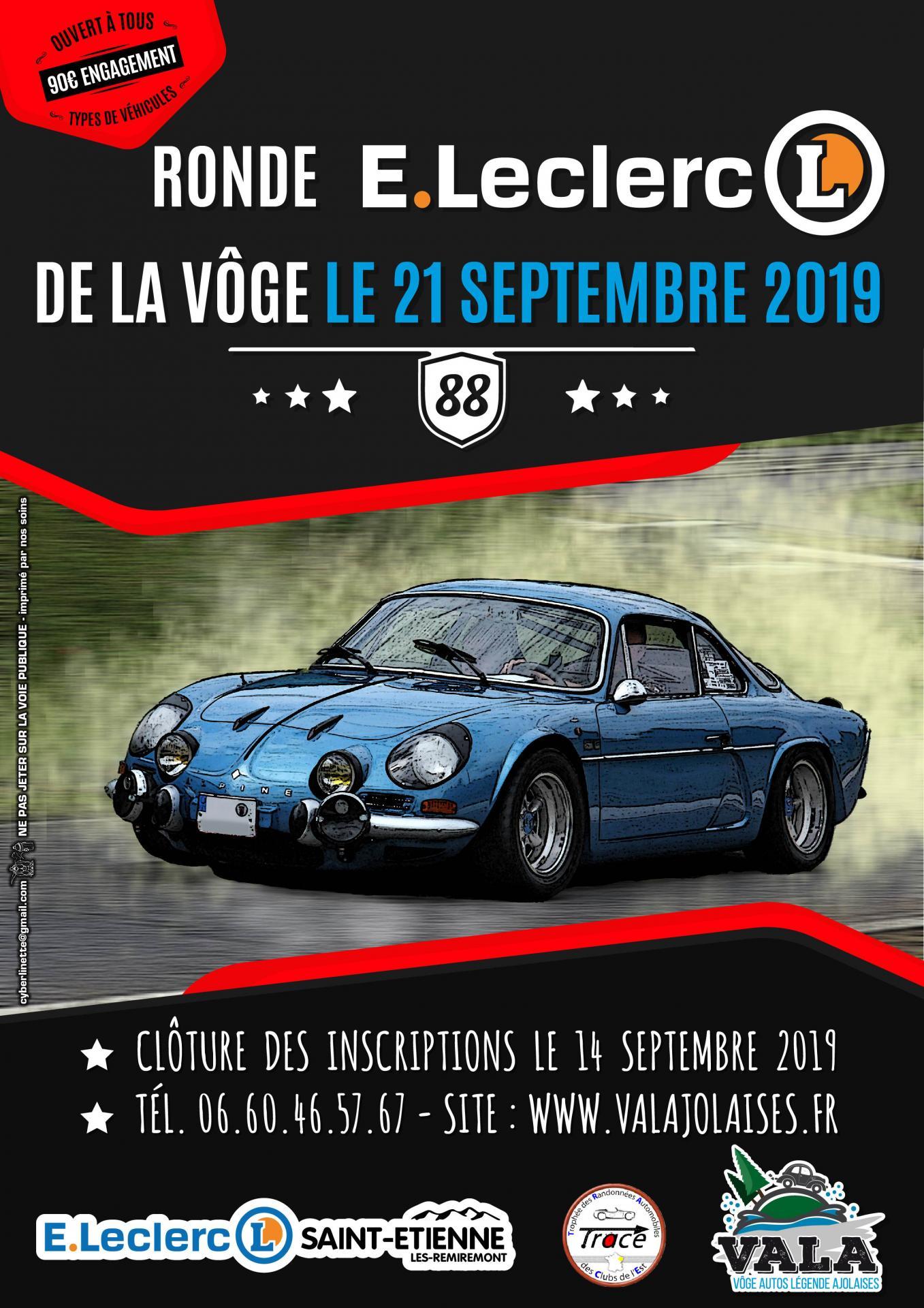 La Ronde de La Vôge 2019