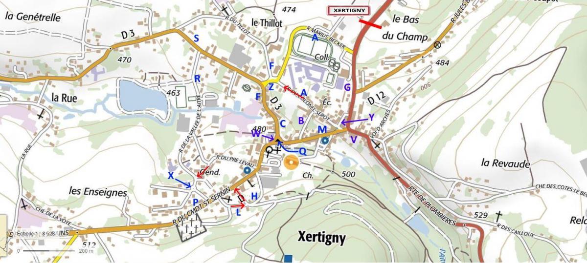 Xertigny avec cp