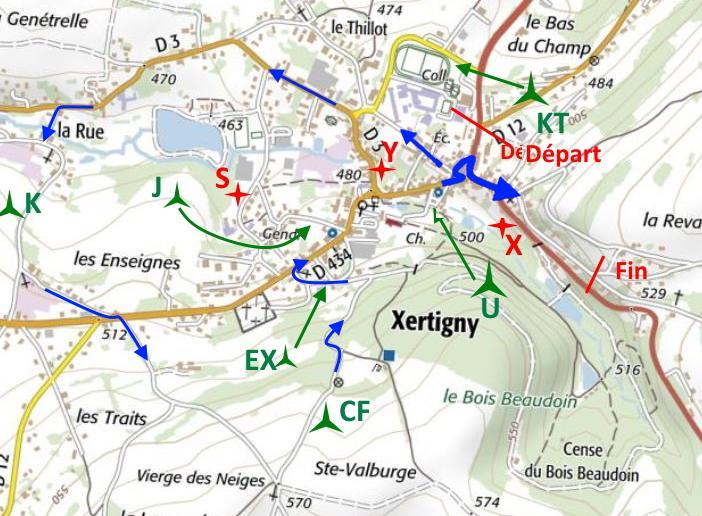 Xertigny decouverte